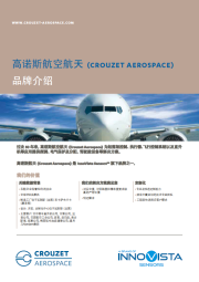 Crouzet Aerospace Identity Card
